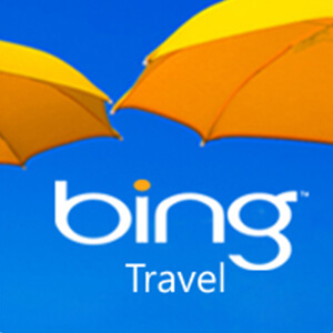 Bing Travel Logo