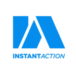 Instant Action logo