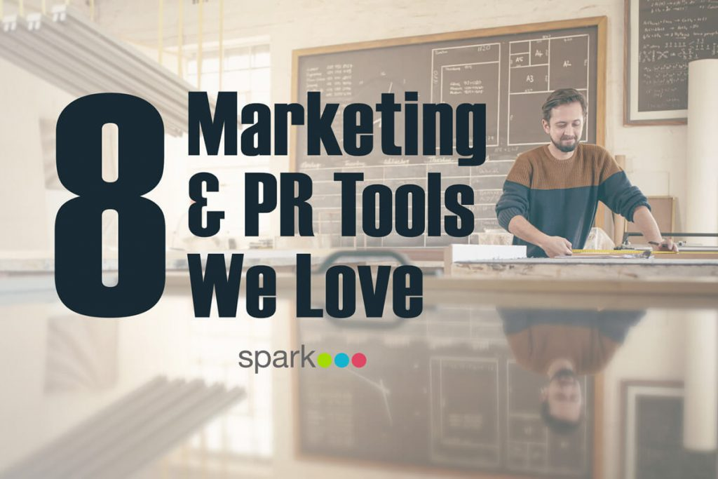 8 Marketing and PR Tools We Love