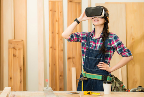 Construction Technology Virtual Reality